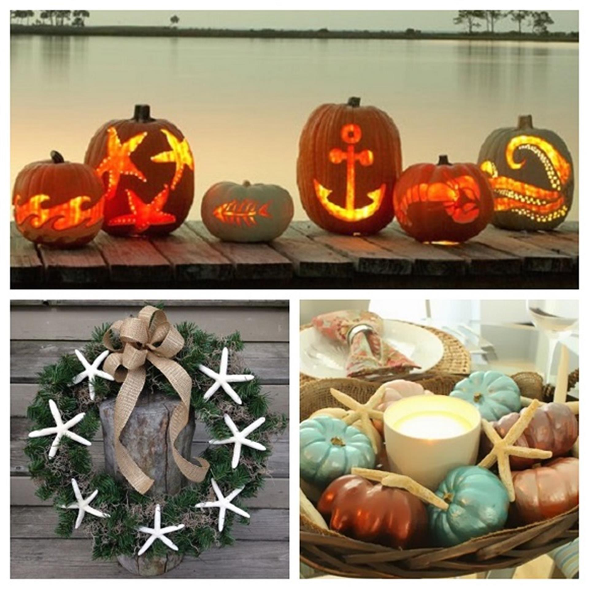 Do It Yourself Trendy Fall Decor With Coastal Style