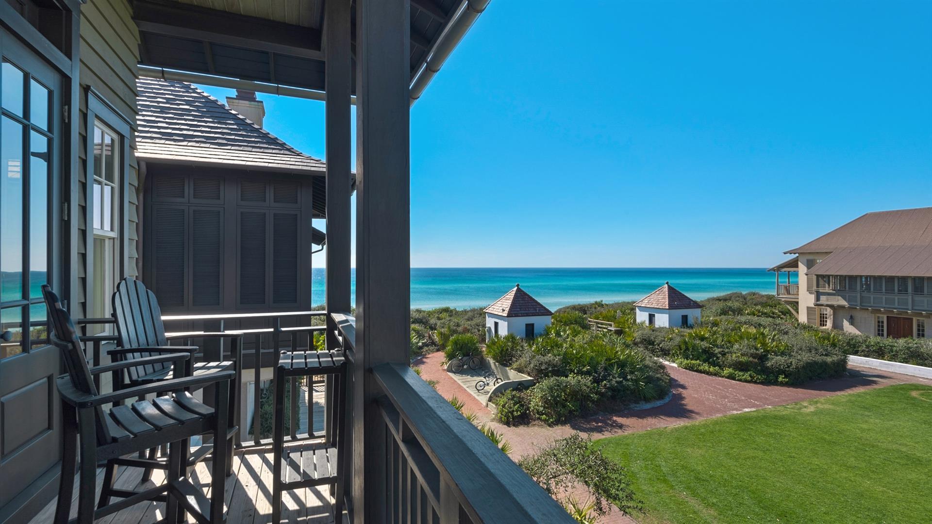 Rosemary Beach Vacation Al